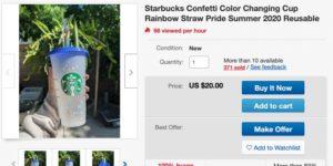 """В погоне за """"нормальностью"""": стаканчик от Starbucks"""